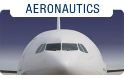 Aeronautics component manufacturer